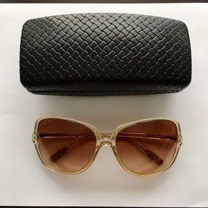 e45543710c Paul Smith Oversized Tan Sunglasses MINT